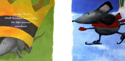 Speelse gedichtjes voor kinderblad