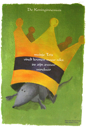 Gedichtje voor kinderblad