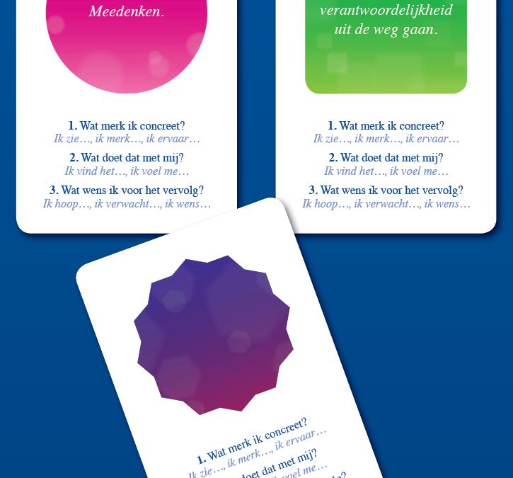 Feedbackkaarten: hoe maak en gebruik je ze?