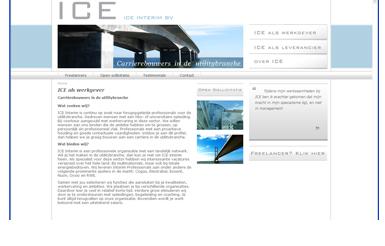 Printscreen van website met SEO webtekst die scoort
